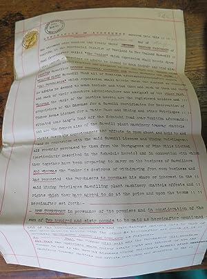 Documents relating to Hokitika.