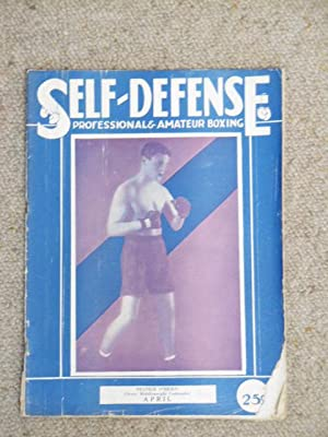 Self-Defense Monthly. April 1930