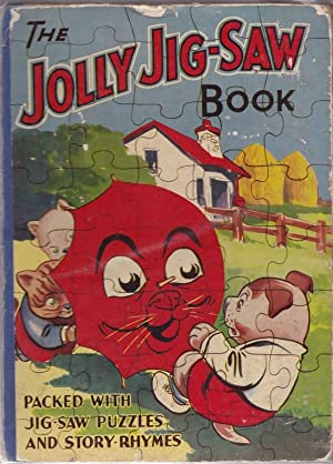 The Jolly Jig-Saw Book Packed with Jig-saw