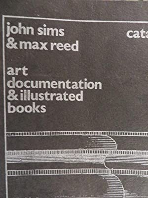 Art Documentation & Illustrated Books: SIMS, J. And