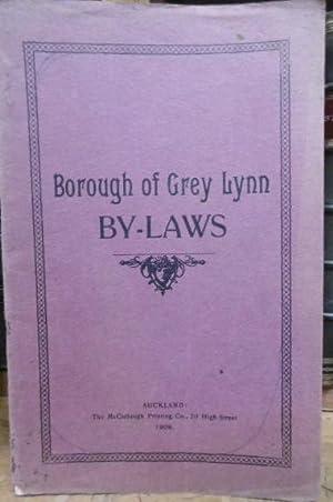 Borough of Grey Lynn By-Laws