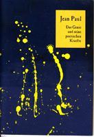 Das Genie und seine poetischen Kräfte: Paul Jean (d.i.