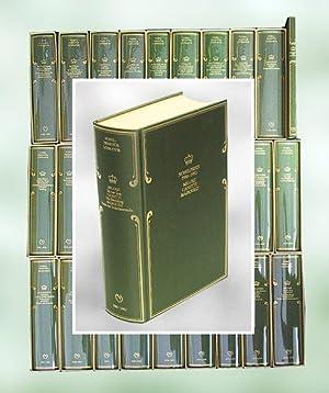 Nobelpreis für Literatur. 1901 - 1982. 28 Bände + 1 Begleitband. Laufende Nr. 1 - 77 in ...