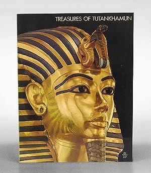 Treasures of Tutankhamun. (Text englisch). Ausstellungskatalog.: Stoddert Gilbert, Katharine