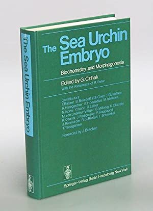 The Sea Urchin Embryo. Biochemistry and Morphogenesis.