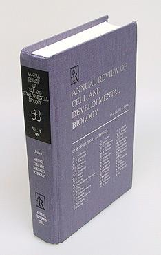 Annual Review of Cell and Developmental Biology. Volume 12, 1996.