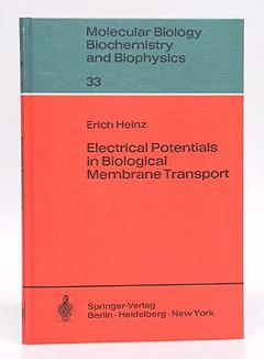 Electrical Potentials in Biological Membrane Transport.