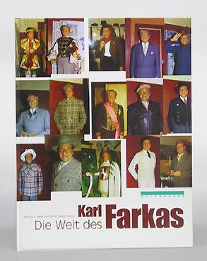 Die Welt des Karl Farkas.: Patka, Marcus G. und Alfred Stalzer (Hrsg).