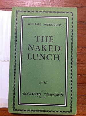 The naked lunch: William Burroughs
