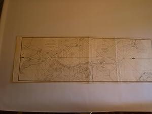 Carte du détroit du Sund et d'une Partie des Cotes de la Skaine et de l'Ile de ...