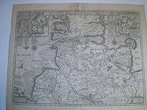 Ducatus Holsatiæ Nova Tabula.: BLAEU, W.