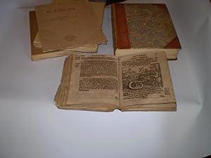 En Ræffue Bog. Herman Weigeres Oversættelse af