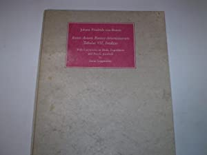 Icones Avium Rossico-Americanarum. Tabulae VII, Ineditae With: Johann Friedrich von