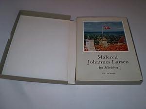 Maleren Johannes Larsen en mindebog: Aage Marcus
