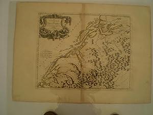 Partie Meridionale du Gouvernement de Dronthemhus tire de divers Memoires: G.Sanson