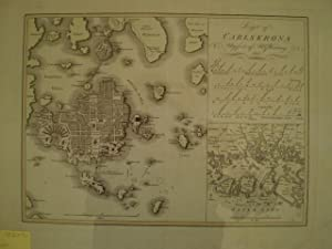 Laget af Carlskrona.: WERMING, N.G.
