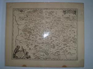 Territorii Novoforensis in Svperiore Palatinatu accurata descriptio.: RITTERSCHUS, NIKOLAJ.