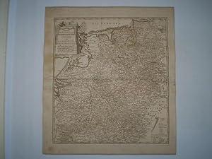 Charte über die sæmtlichen zum Westphælischen Kreis gehörige Lænder.: ...