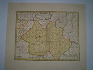 Episcopatus Paderbornensis descriptio nova Ioanne Gigante Ludense D. Med. et Math. Auctore.: SCHENK...