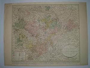Sachsen-Ernestinische IXte, Xe und XIte Landestheilung in den Jahren 1645, 1672, 1680 und 1691.: ...