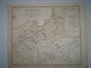 Die Preussischen Provinzen Preussen und Posen.: STIELER, ADOLF.