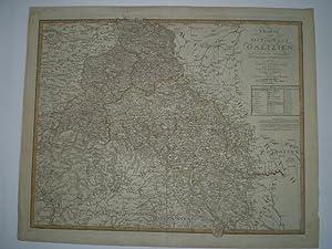 Charte von Ost- und West Galizien.: GEOGRAPHISCHES INSTITUT WEIMAR., SCHMIDBURG, G.R. v.