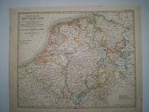 Nordwestliches Deutschland enthält Die westl. Preussischen Provinzen. das Königr. ...