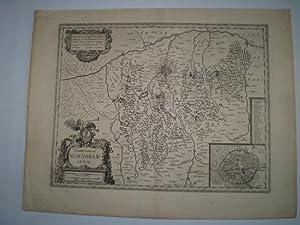 Territorium Norimbergense.: JANSSONIUS, JOHANNES.