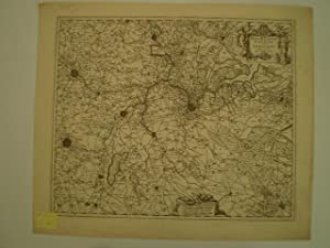 Mechlinia Dominium et Aerschout Ducatus.: VISSCHER, NICOLAUS.