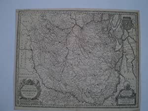 Brabantiæ pars Orientalis.: JANSON, JAN.