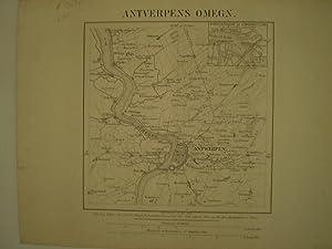 Antwerpens Omegn.: MANSA, J.H.