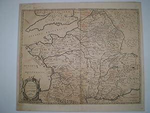 Typus Galliæ Veteris Ex conatibus Geograph. Abrah. Ortelli.: BLAEU, WILLEM & JOAN BLAEU.