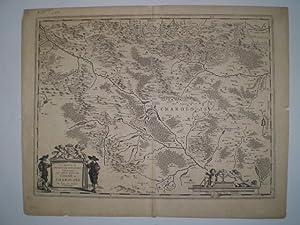 Les environs de l Estang de Longpendv, comprenant une grande partie du Comté de Charolois.: ...