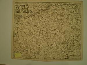 Tabula Ducatus Limburch et Comitatus Valckenburch.: WIT, F. DE.