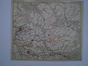 Tetrarchiæ Antwerpiensis pars meridionalis. Una cum Mechliniensi Dominio in ejusdem ditiones ...