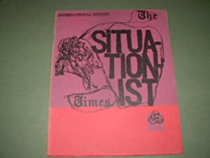 The Situationist Times International Edition No 1.
