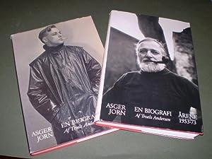 Asger Jorn. En biografi. Bind 1-2. 1: Årene 1914-53. 2: Årene 1953-73.: Troels Andersen