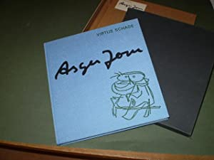 Asger Jorn: Schade, Virtus. Jorn, Asger, Illustrated by Asger Jorn