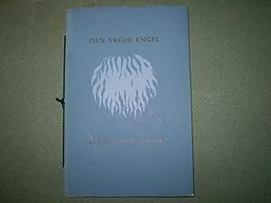 Den vrede engel: Pär Lagerkvist