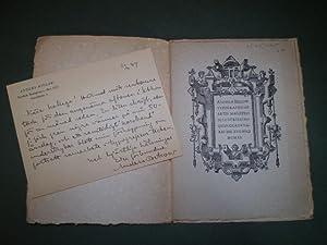 En tidig beskrivning av ett boktryckeri i Dialogues françois pour les jeunes enfans tryckt ...