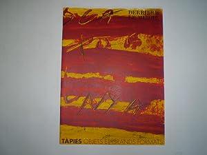 Revue derriere le miroir No. 200: Antoni Tàpies