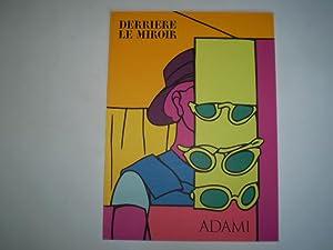 Derriere Le Miroir. No. 220.: Adami, Valerio