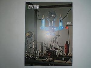 Derriere Le Miroir. No. 249: Takis.