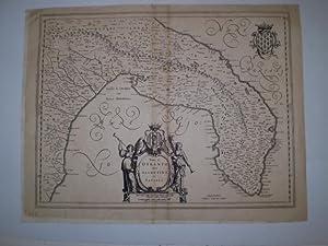 Terra di Otranto olim Salentina et Iapigia.: JANSSONIUS, JOHANNES.