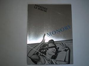 Derriere Le Miroir. No. 217.: Monory, Jacques