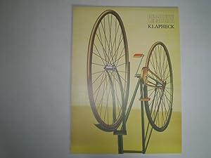 Derriere Le Miroir. No. 238: Klapheck, Konrad