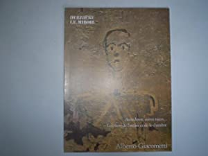 Derriere Le Miroir. No. 233: Giacometti, Alberto
