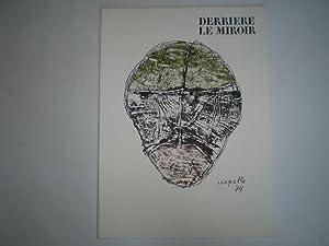 Revue derriere le miroir No. 208: Riopelle, Jean-Paul.