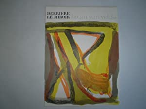 Derriere Le Miroir. No. 216.: Bram van Velde.
