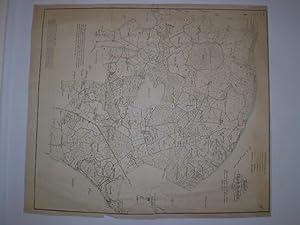 Kaart over Tikjöb Pastorat.: STERM, SEVERIN.